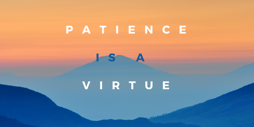How Patience Leads to a Happy Life