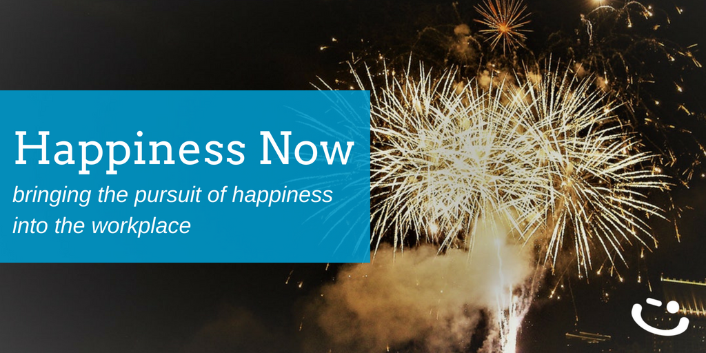 Happiness Now | The Pursuit of Happiness at Work